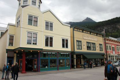 Streets of Skagway