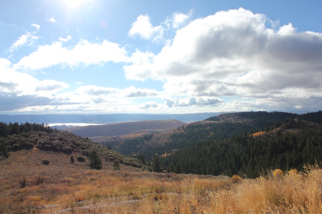 Bear Lake overlook