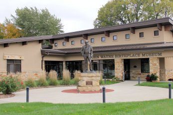 John Wayne BirthplaceMuseum