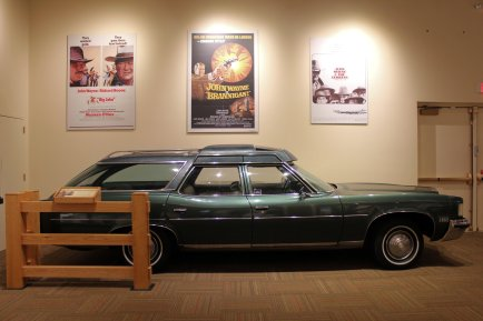 John Wayne's car