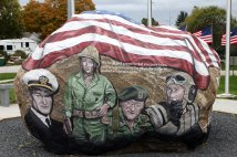 Madison County Freedom Rock