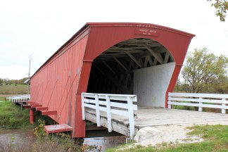 Hogback Bridge (built 1884)