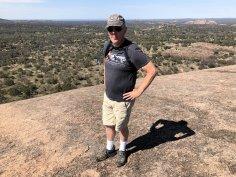 Phil at summit
