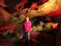 Jan in Noisy Cave