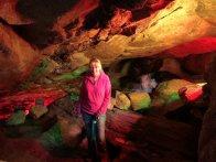 Jan in Noisy Cave