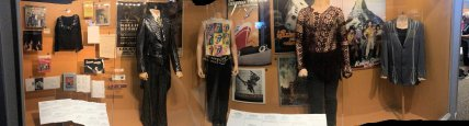 Rolling Stones display