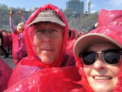 Phil and Jan on Hornblower