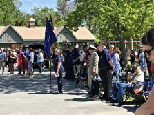 Memorial Day commemoration ceremony