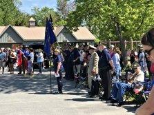 Memorial Day commemoration ceremony