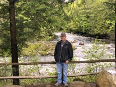 Phil by Trout Brook
