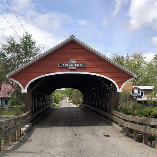 Mechanic Street Covered Bridge