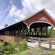 Mechanic Street Covered Bridge