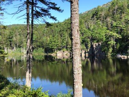 Salmon Pond