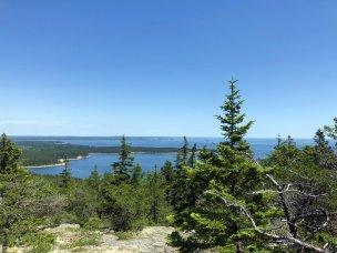 View from Schoodic Head overlook