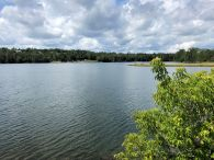 View of Katy's Cove from Van Horne Trail