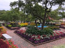 Gardens in Prescott Park