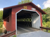 Henry Bridge, built 1840, 121'long