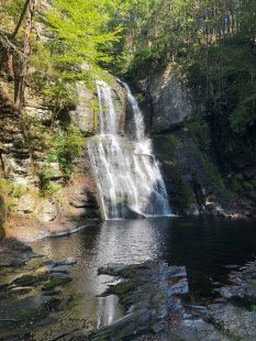 Lower Gorge Falls