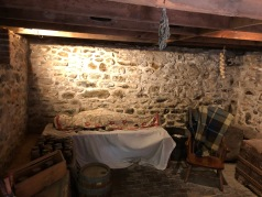 Basement where family took shelter after Jennie Wade was killed