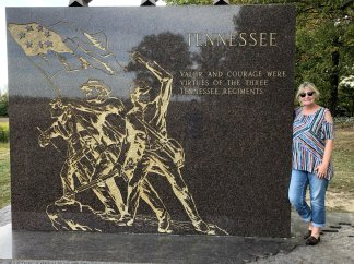 Jan at Tennessee Memorial
