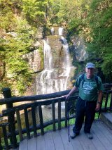 Phil at Main Falls
