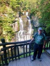 Phil at Main Falls