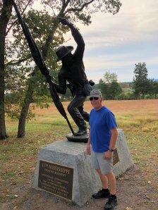Phil at MIssissippi Memorial