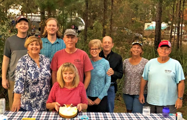 Birthday get-together