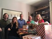 Family and presents